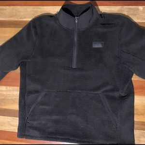 North Face camp shire 1/2 zip